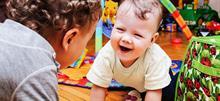 5 λόγοι για να στείλετε το μωρό στο βρεφονηπιακό σταθμό χωρίς τύψεις