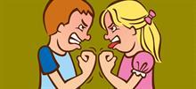 Πώς να μην κάνετε τον διαιτητή στους καυγάδες των παιδιών