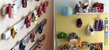 15 τρόποι να βάλετε σε τάξη το χάος που επικρατεί στο παιδικό δωμάτιο