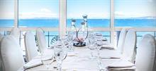 5 ιδιαίτεροι χώροι για το τραπέζι της βάφτισης