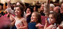 8 παιδικές παραστάσεις που πρέπει να δείτε πριν κατέβουν!