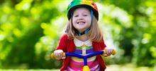 Πού να πάτε με τα παιδιά στην Αττική για να ευχαριστηθούν ποδήλατο