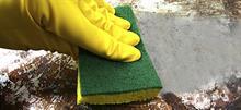 Πώς να καθαρίσετε το ταψί από τα καμένα λίπη