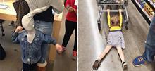 Στα μαγαζιά με τα παιδιά: 15 φωτογραφίες που θα μπορούσατε να έχετε τραβήξει εσείς!