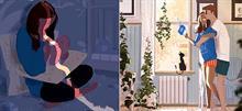 Πώς είναι να σ' αγαπάνε πραγματικά: Τα 17 πιο τρυφερά σκίτσα που έχετε δει