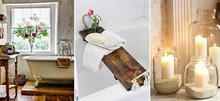 14 οικονομικοί τρόποι να κάνετε το μπάνιο σας να μοιάζει μ' αυτά των 5στερων ξενοδοχείων