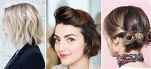 7 εύκολα χτενίσματα για κοντά μαλλιά