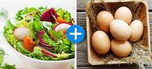 7 διατροφικοί συνδυασμοί για να χάσετε βάρος εν όψει καλοκαιριού