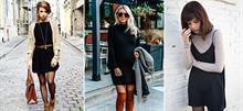 Ιδέες για να φορέσεις το μικρό μαύρο φόρεμα