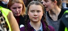 Μία 16χρονη μαθήτρια από τη Σουηδία είναι υποψήφια για Νόμπελ Ειρήνης
