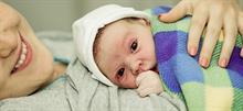 Η μέρα που γέννησα την κόρη μου ήταν η καλύτερη της ζωής μου
