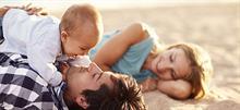 Πρώτη φορά διακοπές με το μωρό σας: τι πρέπει να προσέξετε