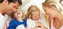 Τα 4 συστατικά μιας δεμένης οικογένειας που κάνουν το παιδί ευτυχισμένο