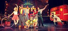 Απολαύστε με τα παιδιά το τσίρκο Cachivache στο Σταύρος Νιάρχος με ελεύθερη είσοδο!