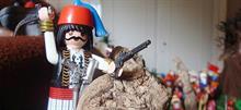 Ζήστε την Ελληνική Επανάσταση του 1821 μέσα από φιγούρες Playmobil