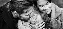 Καλός πατέρας είναι εκείνος που αγαπάει τη μητέρα του παιδιού του