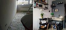 Πατέρας μετέτρεψε το απαράδεκτο δωμάτιοφοιτητικής εστίας σε υπέροχο σπίτι