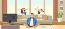 Γιατί οι μπαμπάδες είναι πιο χαλαροί απ' τις μαμάδες (και το χρειαζόμαστε);