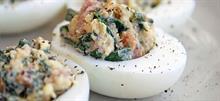 5 απίθανες συνταγές για βρασμένα αυγά