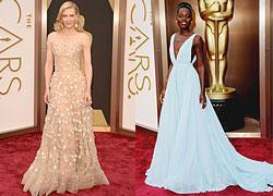 Τα υπέροχα φορέματα των Όσκαρ 2014