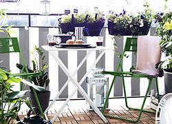 Ανανεώστε το μπαλκόνι με έξυπνους και οικονομικούς τρόπους
