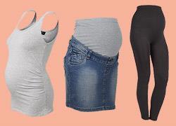 Τα απαραίτητα ρούχα εγκυμοσύνης και πώς να τα φορέσετε σωστά!