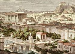 Η ύδρευση της Αθήνας