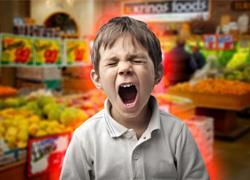 Πώς να διαχειριστείτε τις κρίσεις υστερίας του παιδιού: Μια απίθανη ιστορία!
