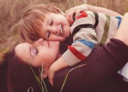 «Γράμμα στο πρώτο μου παιδί: Μου λείπεις»