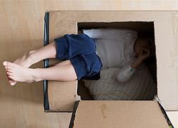 «Γιατί έκανα δώρο στο παιδί μου ένα άδειο κουτί»