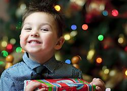 10 μοναδικά χριστουγεννιάτικα δώρα για αγόρια