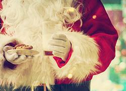 5 κόλπα για να πείσετε το παιδί ότι ήρθε ο Άγιος Βασίλης