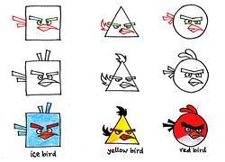Πώς να μάθετε στο παιδί να ζωγραφίζει ζωάκια χρησιμοποιώντας τα πιο απλά σχήματα