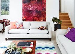 Πώς να κάνετε το σαλόνι σας πιο μοντέρνο