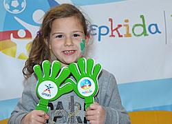 Η παιδική Κερκίδα ΟΠΑΠ ξεσηκώνει μικρούς και μεγάλους με δυνατές αναμετρήσεις