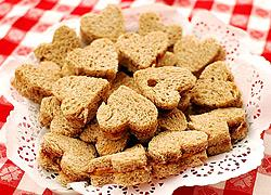 10 σνακς σε σχήμα καρδιάς που πρέπει να φτιάξετε!