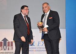 Creta Farms: Προμηθευτής της χρονιάς στην κατηγορία Food and Drinks των Retail Business Awards 2016
