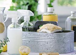 8 φυσικοί τρόποι να κάνετε το σπίτι να λάμψει