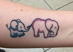 Red skull tattoo studio: 50% έκπτωση στις μαμάδες που θέλουν να κάνουν τατουάζ!