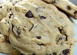 Πώς να φτιάξετε μαλακά cookies με σοκολάτα και φυστικοβούτυρο