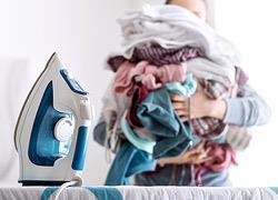 7 λάθη που κάνετε όταν σιδερώνετε