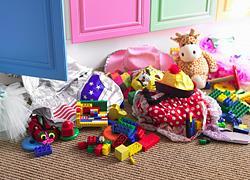 Όσα πρέπει να πετάξετε από το δωμάτιο του παιδιού