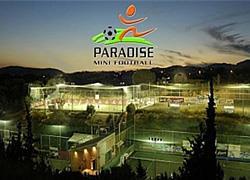 Και οι μπαμπάδες παίζουν μπάλα στο Business Champions League του Paradise Park!