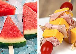 7 παιδικά σνακ για υγιεινό «τσιμπολόγημα»