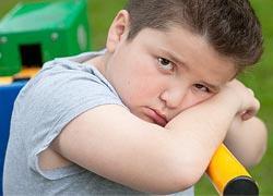 Τα υπέρβαρα παιδιά ενδέχεται να εμφανίσουν κατάθλιψη ως ενήλικες