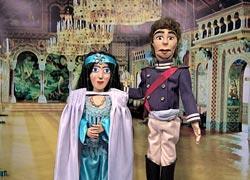 Κερδίστε προσκλήσεις για την περιοδεία του θεάτρου μαριονέτας Γκότση «Γλυκιά Συμφωνία»
