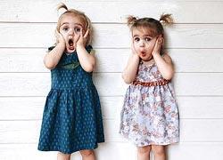 «Τι θέλεις να γίνεις όταν μεγαλώσεις;»: Οι δίδυμες που μας έκλεψαν την καρδιά!