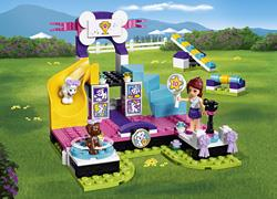 Κερδίστε το παιχνίδι «LEGO Friends, Πρωτάθλημα κουταβιών» από το RIVER WEST