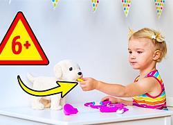 8 παιχνίδια που θέτουν σε κίνδυνο την υγεία των παιδιών μας