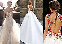 18 μοντέρνα νυφικά που θα θέλαμε να έχουμε φορέσει